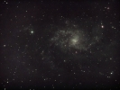 Dreiecks-Galaxie (M 33) im Tri