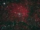 Reflexionsnebel (NGC 6820) im Vul
