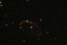 Sichel- oder Crescent-Nebel (NGC 6888) im Cyg