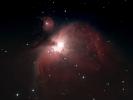 Orionnebel (M42) mit f = 1500 mm im Ori