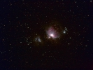 Orion-Nebel (M 42) im Ori
