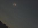 Mond und Merkur