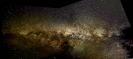 Milchstraßenmosaik mit f:24